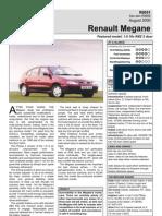 Renault-megane-1.6 16v Rxe 5 Door-Aug00
