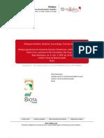 Biologia Populacional de Corydoras Flaveolus