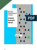 Materials Tech Roadmap