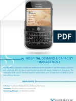 Healthcare Mobile Demand and Capacity Management