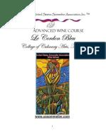 USSA Wine Course Book 2007 CCL Editon Jan 2007