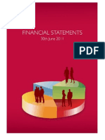 Financial Statement JUN 2011