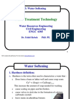 Water Treatment Lecture 3