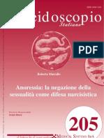 Anoressia - La negazione della sessualita' come difesa narcisistica