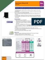 Dgn2200 Fr Datasheet NETGEAR