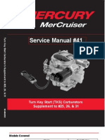 Merc Service Manual 36 Ecm Diagnostics | Electrical