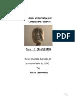 (Comprendre la Raison d'être du judo)Judo Rikai Judo Tamashii