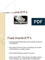 Fixed Income ETF