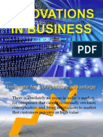 Innovations in Business (1)
