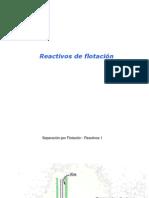 Presentacion_FLOTACION_REACTIVOS