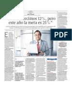 HP y su agresiva estrategia de crecimiento para América Latina