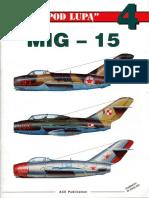 ACE Publication - Pod Lupa 04 - Mikoyan Gurevich MiG-15