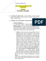 Teoria Geral Do Direito Civil (I + II)