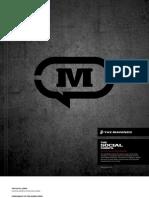 Manual de uso de medios sociales para Marines de los Estados Unidos (Marines Social Media Handbook)