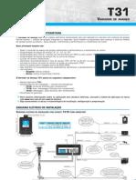 Variador de Avanco Esquema Eletrico