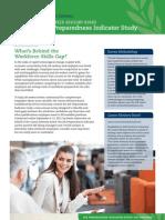Job Preparedness Indicator Executive Summary