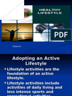 Lifestyle Presentation