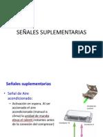 027aSEÑALES SUPLEMENTARIAS