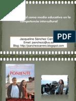 El audiovisual como medio educativo para la competencia intercultural. Presentación 2009.