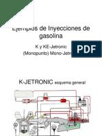 003 Ejemplos de Inyecciones de Gasolina Al