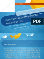 Curso Virtual Indesign