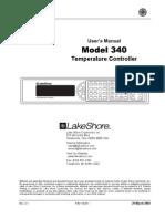 Lakeshore 340 Manual