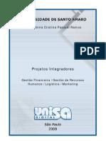 Apostila Unisa - Projetos Integradores