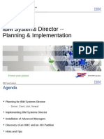 SystemsDirector Planning & Implementation v4