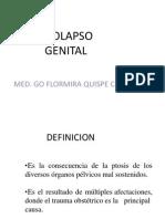 Clase 9 Prolapso IUE 2010 Imprimir
