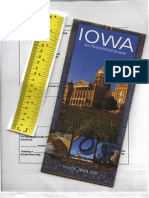 Iowa Map Activity