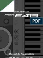 Psre413 Pt Manual