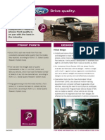 Drive Quality - Fact Sheet