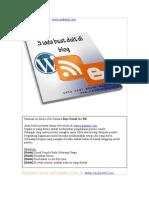 3 Idea Buat Duit Dengan Blog