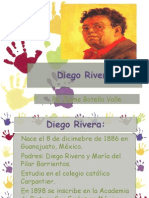 Diego Rivera. Ps. Jaime Botello Valle.