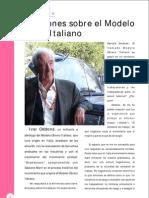 Reflexiones Sobre El Modelo Obrero Italiano