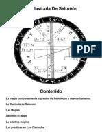 La Clavicula de Salomon (Fernando Figueroa Saavedra)
