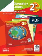 2º básico- Historia Geografiía y Ciencias Naturales