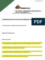 Guia Trucoteca Call of Duty Modern Warfare 3 Playstation 3