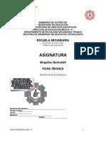 Análisis de objeto técnico en Blanco (para llenar el documento)