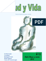 (Revista Salud y Vida 2 Trim 2012