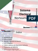 Sistema Electoral Norteamericano