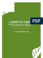 Grande Marziano - Libretto Verde