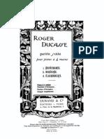 IMSLP13858-Roger-Ducasse Petite Suite Piano 4 Hands n 1 Souvenance