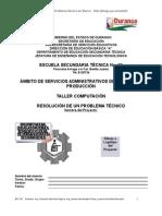 Esbozo de un Problema Técnico en Blanco (para llenar el documento)