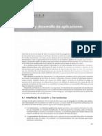 Capitulo 8 - Diseño y desarrollo de aplicaciones