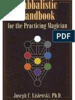 Un Manual Cabalistico Para El Mago Practicante (Joseph Lisiewski)