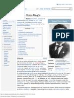 Ricardo Flores Magón - Wikipedia, la enciclopedia libre