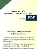 Introducción Derecho
