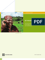 72890152 ICT in Agriculture E Sourcebook Www Worldbank Org