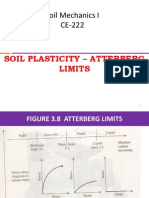 CE222 SM 06 Soil Plasticity